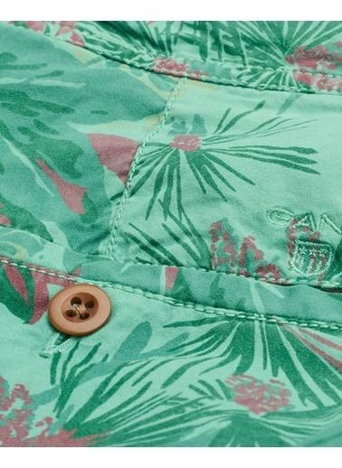 Gant Bermuda Yeşil